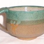 Jade mug